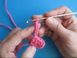 Вязание крючком - Урок 23 Ленточное кружево