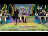 Thunder dance part on imagination arcade (cheondung MBLAQ)